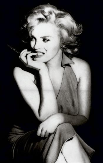 Marilyn Monroe by Stan